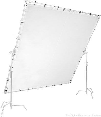 News/Static/Glow-12x12ft-Portable-Butterfly-Light-Modifier-Collapsible-Kit.jpg