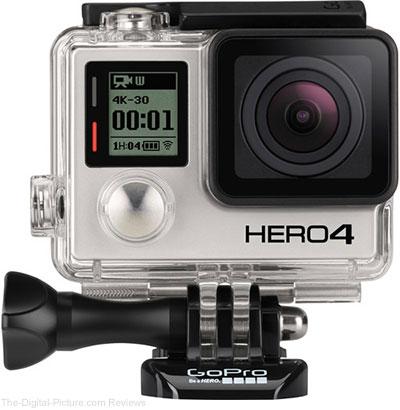 GoPro HERO4 Black - $179.00 Shipped (Reg. $499.00)