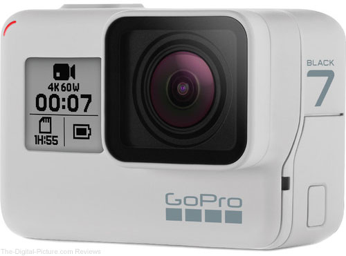 GoPro HERO7 Black (Limited Edition Dusk White)