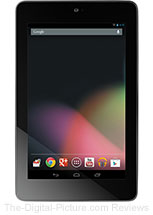 Refurbished Google Nexus 7 32GB Android Tablet - $189.00 Shipped (Compare at $249.00 New)