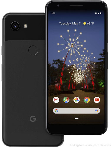 Google Pixel 3a XL Smartphone (Unlocked, Just Black) - $319.00 Shipped (Reg. $479.00)