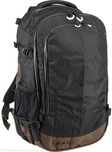 Gura Gear UINTA 30L Multipurpose Backpack (Black/Brown)