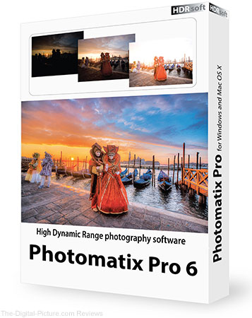 HDRsoft Introduces Photomatix Pro 6, Offers Free Upgrade to Pro 5 Customers