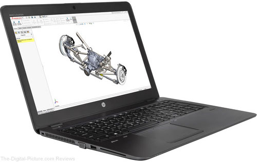 "HP 15.6"" ZBook 15u G4 B&H Custom Mobile Workstation - $699.00 Shipped (Reg. $1,769.00)"