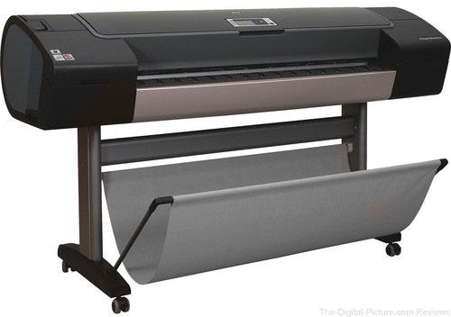 "HP DesignJet Z3200ps 44"" Large-Format Inkjet Photo Printer"