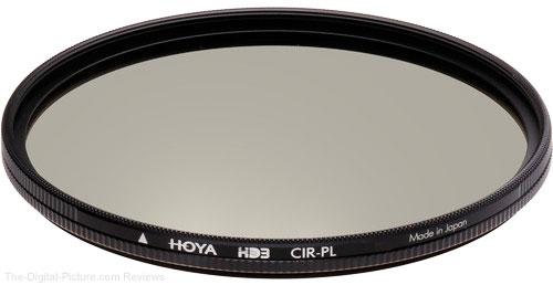 Hoya Announces HD3 Series Filters