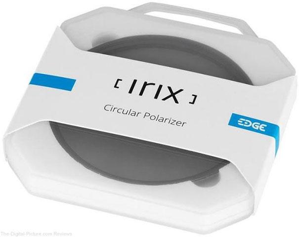 IRIX Edge Circular Polarizer Filter