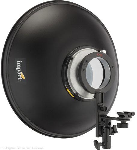 "Impact 20"" Beauty Dish Kit for Speedlights"