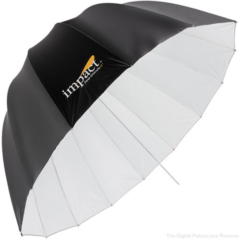 Save Up To $45.00 on Impact Deep Umbrellas at B&H