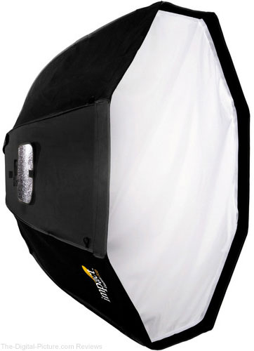 "Impact Luxbanx Duo Medium Octagonal Softbox (60"")"