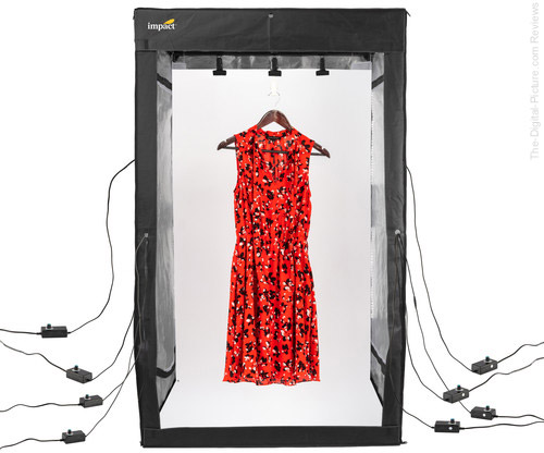Impact Photo Pro LED Booth 400