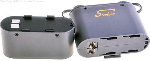 Interfit Strobies Pro-Flash Battery Pack - $129.99 Shipped (Reg. $199.99)
