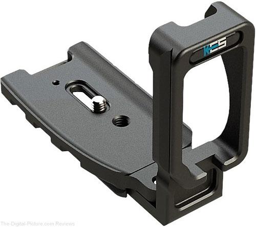 Kirk L-Bracket for Canon 6D Mark II
