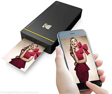 Kodak Mini Portable Mobile Instant Photo Printer - $69.99 (Reg. $99.99)