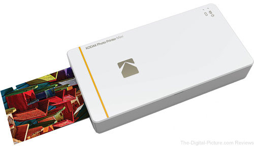 Kodak Photo Printer Mini (White)