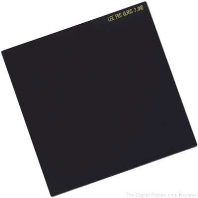 LEE Filters 100 x 100mm ProGlass IRND 3.0 Filter (10-Stop)