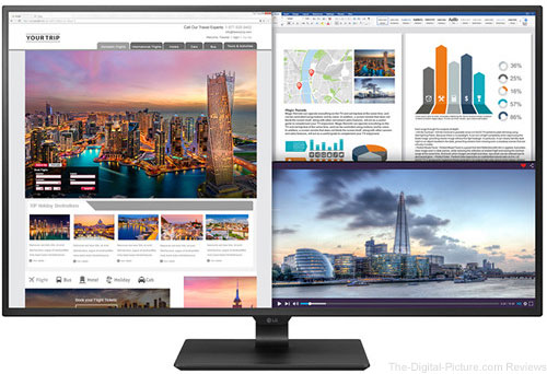 "LG 43MU79-B 43""-Class UHD Commercial LED Monitor - $649.95 Shipped (Reg. $999.95)"