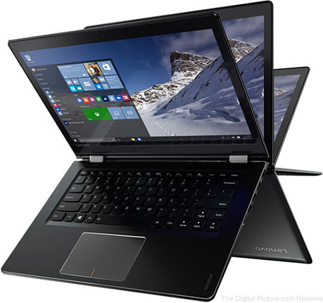 "Lenovo 14"" IdeaPad Flex 4-1470 Multi-Touch 2-in-1 Notebook - $559.00 Shipped (Compare at $749.00)"
