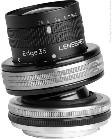 Lensbaby Composer Pro II with Edge 35 Optic