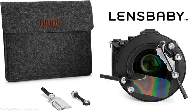 Lensbaby OMNI Creative Filter System