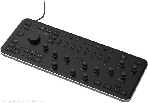 Loupedeck Photo Editing Console for Lightroom In Stock at B&H