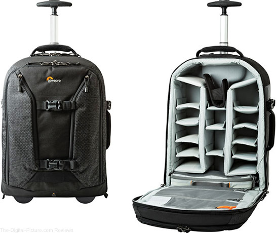 Used Lowepro Pro Runner RL x450 AW II Backpack (8 ) - $186.50 Shipped (Compare at $279.99 New)