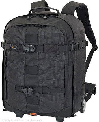 Lowepro Pro Runner x450 Rolling AW Backpack - $239.99 Shipped (Reg. $369.99)