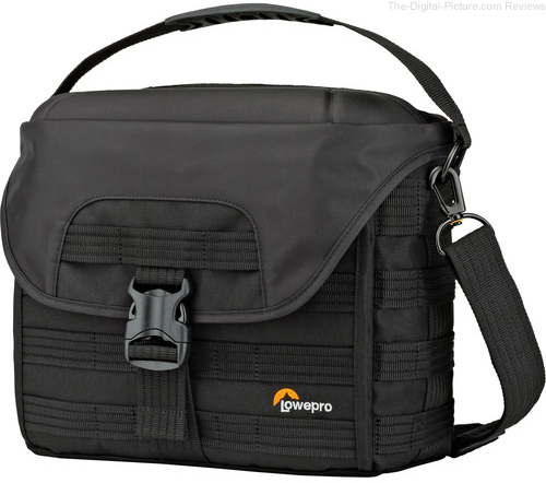 Lowepro ProTactic SH 180 AW Shoulder Bag for DSLR Camera & Lenses