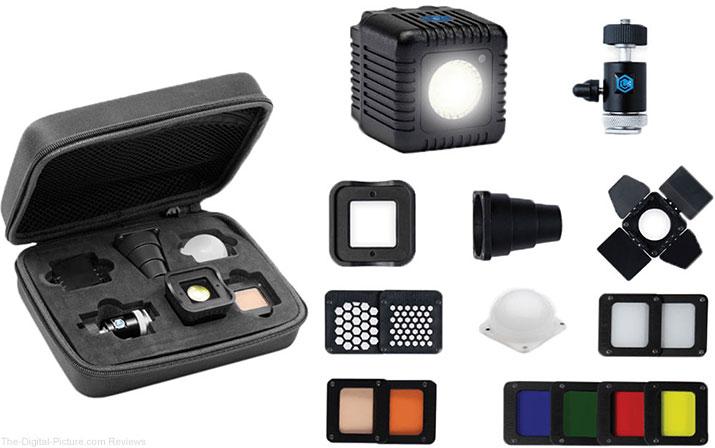 Lume Cube Portable Lighting Kit Plus