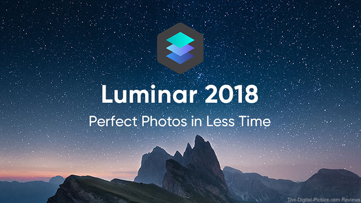 Luminar 2018 Logo