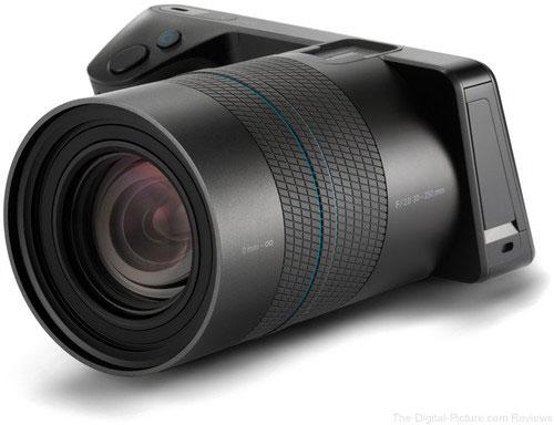 Lytro Illum Light Field Digital Camera - $299.95 Shipped (Reg. $499.95)
