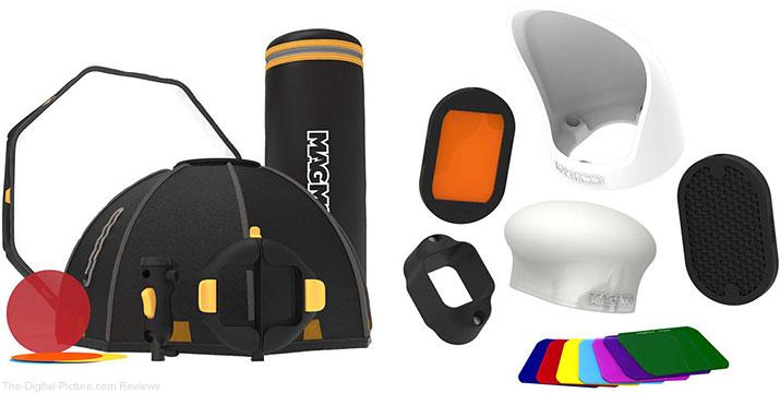 "MagMod 24"" MagBox Pro Kit with MagMod Pro Flash Kit Bundle"