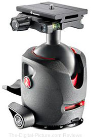 Manfrotto 057 Ball Head with Q6 Top Lock Quick Release