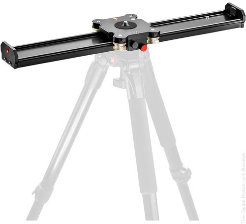 "Manfrotto Camera Slider 60cm (23.6"") - $279.99 Shipped (Reg. $399.99)"