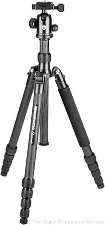 Manfrotto Element Carbon Fiber Big Traveler Tripod