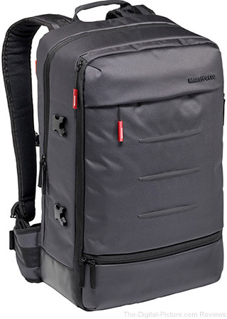 Manfrotto Lifestyle Manhattan Mover-50 Camera Backpack