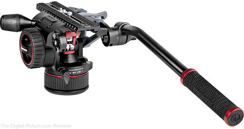 Manfrotto Nitrotech N12 Video Head
