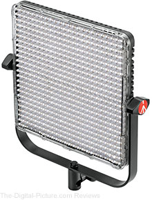 Manfrotto Announces Spectra 1x1' LED Lights