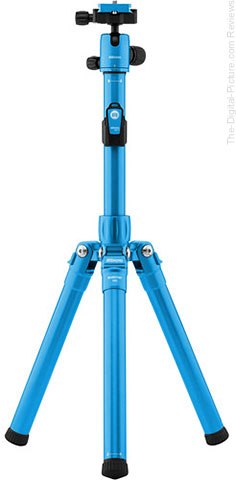 MeFOTO RoadTrip Air Travel Tripod (Blue)