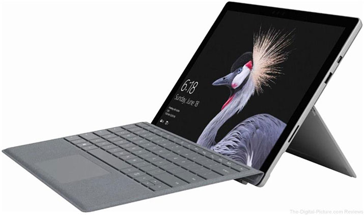 "Microsoft Surface Pro 12.3"" Multi-Touch Tablet, Intel Core i5, 8GB RAM, 128GB SSD, Windows 10 Pro - $799.00 Shipped (Reg. $1,159.00)"