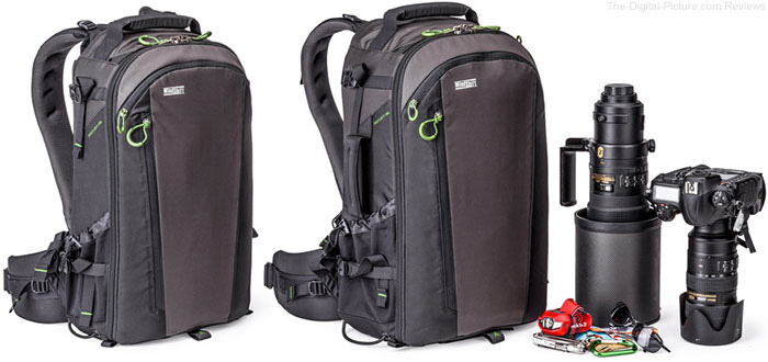 MindShift Gear FirstLight 20L/30L Backpacks