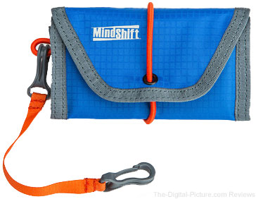MindShift Gear House of Cards CF/SD Card Holder
