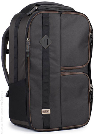 MindShift Moose Peterson MP-1 V2.0 Three-Compartment Backpack