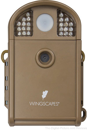Moultrie Wingscapes Backyard WildlifeCam Digital Game Camera - $24.99 Shipped (Reg. $99.99)