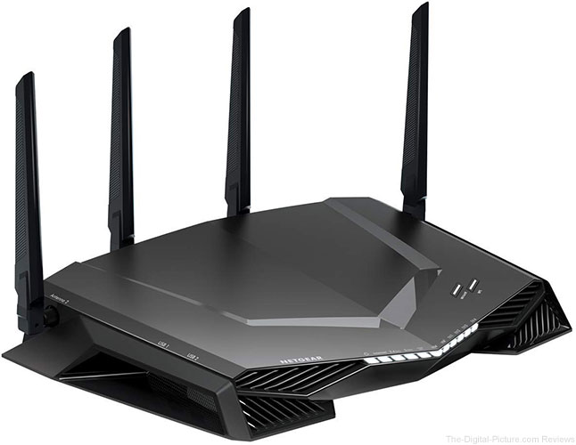 NETGEAR XR450 Nighthawk Pro Gaming WiFi Router