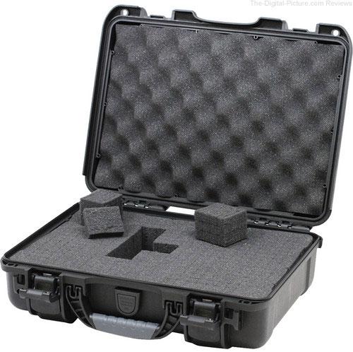 Nanuk 910 Case with Foam (Black) - $39.95 Shipped (Reg. $59.95)
