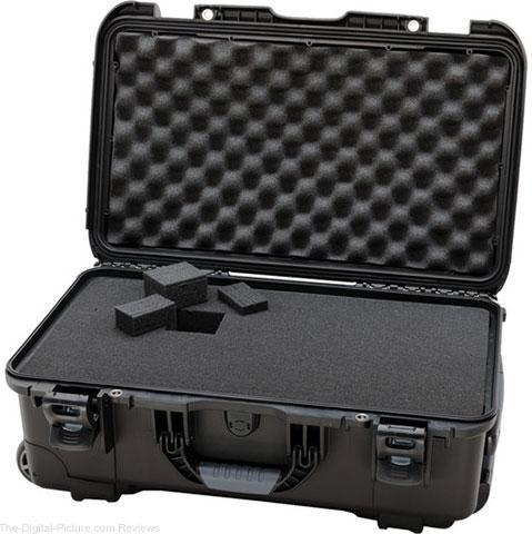 Nanuk Protective 935 Case with Foam (Black)