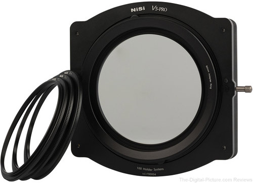 NiSi V5 Pro 100mm Filter Holder Kit