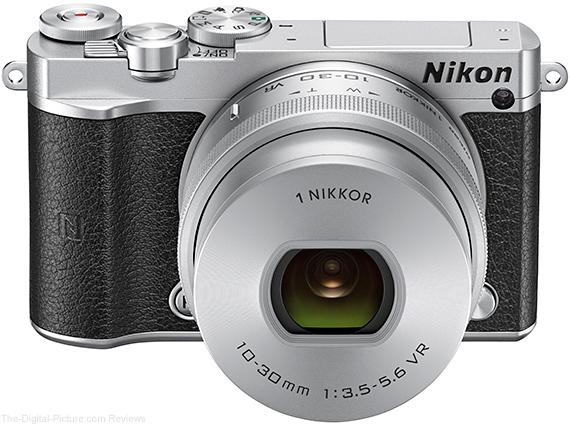 Nikon Announces Nikon 1 J5 Mirrorless Camera
