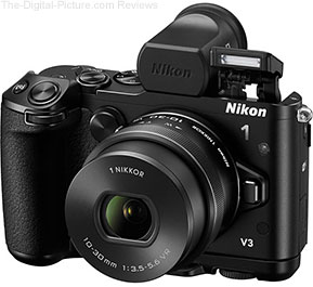 Nikon 1 V3 User's Manual Now Available